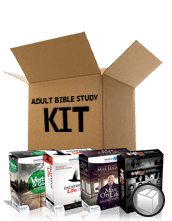 2011 Adult Bible Study Kit with Max Lucado, Pete Briscoe, and Margaret Feinberg