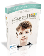 Leader's Guide Download - <em>It Starts At Home</em> with Matt Chandler, Gary Thomas (10-pack)