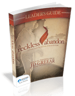 Leader's Guide Download - <em>Reckless Abandon</em> featuring J.D. Greear