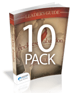 Leader's Guide Download - <em>Reckless Abandon</em> featuring J.D. Greear (10-pack)