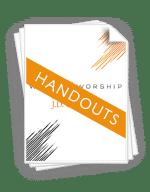 <em>Work as Worship Bible Study</em> - Handouts