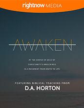 <em>Awaken</em> featuring D. A. Horton