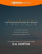 Leader's Guide Download - <em>Awaken</em> featuring D. A. Horton