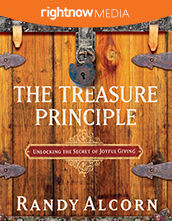 <em>The Treasure Principle</em> featuring Randy Alcorn