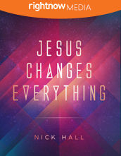 <em>Jesus Changes Everything</em> featuring Nick Hall