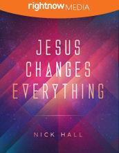 Leader's Guide Download - <em>Jesus Changes Everything</em> featuring Nick Hall (10-pack)