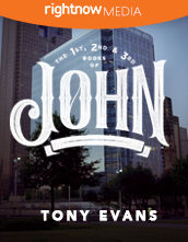 Leader's Guide Download - <em>The Books of 1st, 2nd & 3rd John</em> featuring Tony Evans (10-pack)