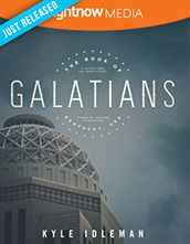 Leader's Guide Download - <em>The Book Galatians</em> featuring Kyle Idleman