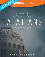 Leader's Guide Download - <em>The Book Galatians</em> featuring Kyle Idleman (10-pack)