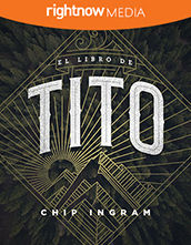 Guía del Líder Descargable - <em>El Libro de Tito</em> con Chip Ingram (10 Paquetes)