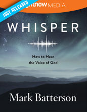 <em>Whisper</em> featuring Mark Batterson