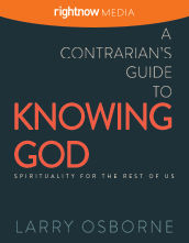Leader's Guide Download - <em>A Contrarian's Guide to Knowing God</em> with Larry Osborne (10-pack)