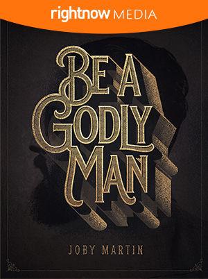 Leader's Guide Download - <em>Act Like Men</em> featuring Joby Martin (10-pack)