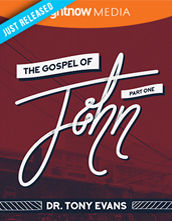 Leader's Guide Download - <em>The Gospel of John: Part 1</em> featuring Tony Evans (10-pack)