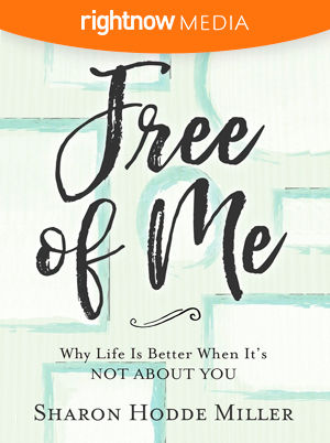<em>Free of Me</em> featuring Sharon Hodde Miller