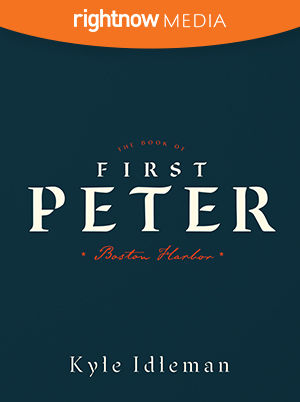 Leader's Guide Download - <em>The Book of 1 Peter</em> featuring Kyle Idleman